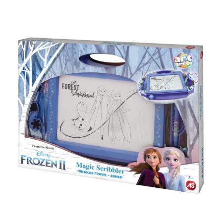 Tabla magnetica de desen Magic Scribbler Frozen 2 [0]