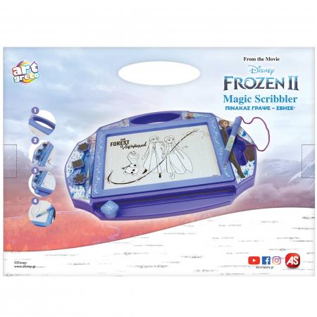 Tabla magnetica de desen Magic Scribbler Frozen 2 [2]