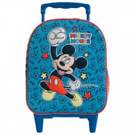 Ghiozdan troller mic Mickey Mouse 3D [0]
