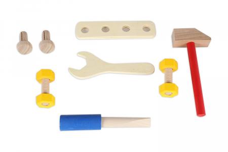 Trusa scule constructie din lemn pentru copii [1]
