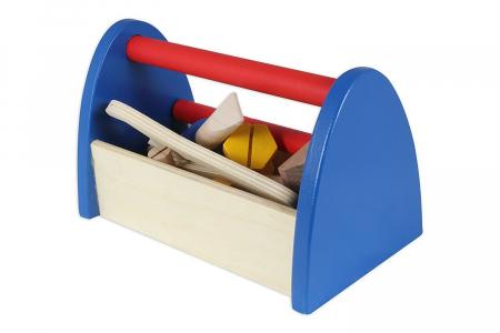 Trusa scule constructie din lemn pentru copii [3]