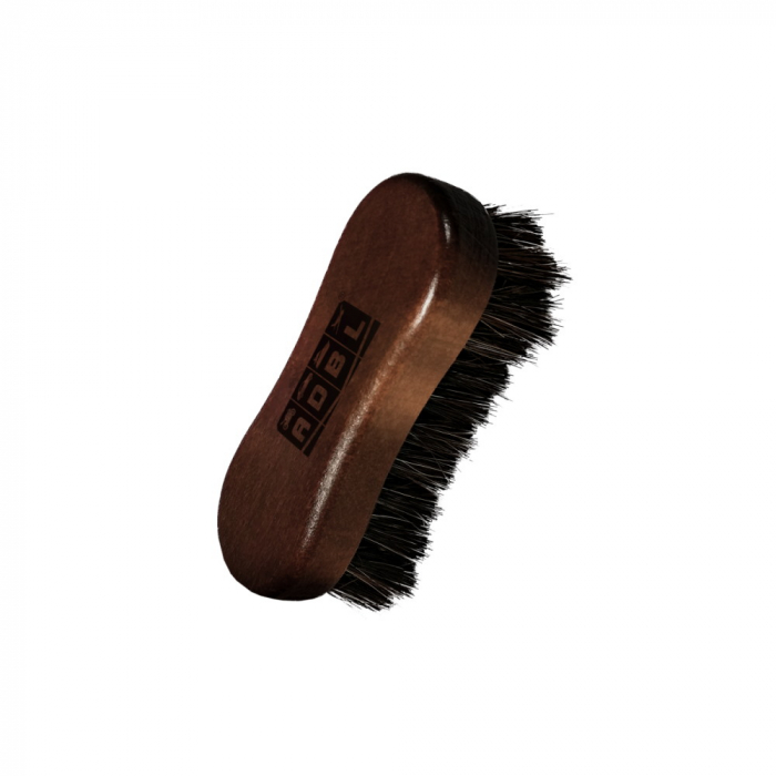 ADB000315_ADBL_Leather_Brush_perie_curatare_piele_120_mm 0