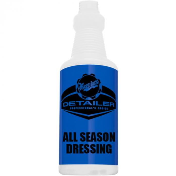All Season Dressing Empty Bottle, recipient plastic 946 ml [0]