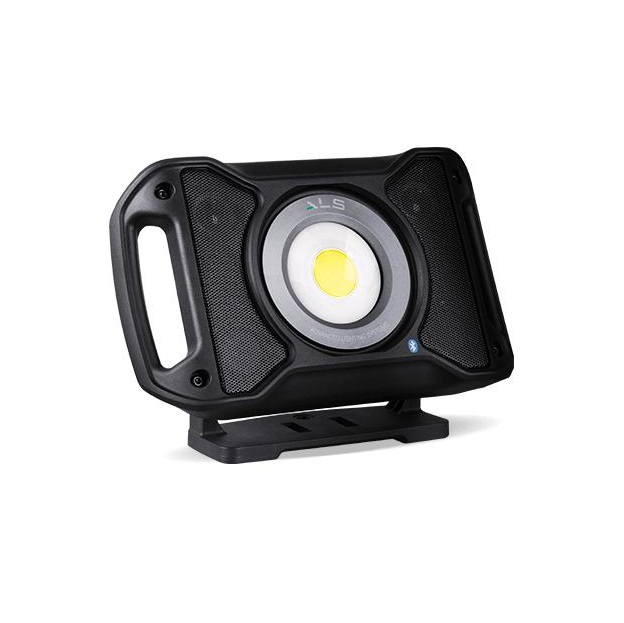 Audio Light 5000 lm, lampa audio reincarcabila, cu bluetooth si cablu, 5000 lumeni [0]