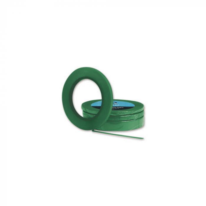 Bandă fina mascare, verde [0]