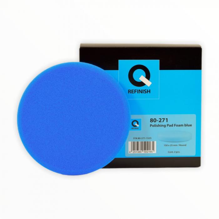Burete polish abraziv albastru [1]