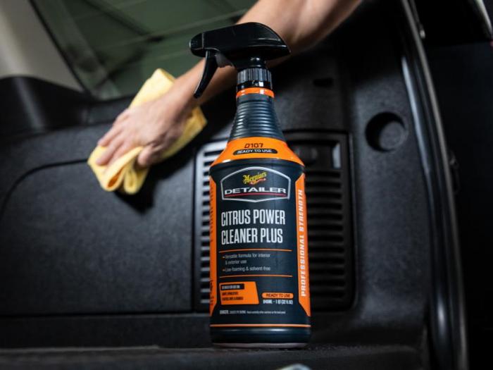 Citrus Power Cleaner Plus, solutie curatare generala, 946 ml 3