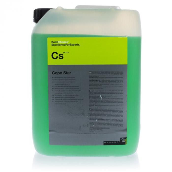 Cs - Copo Star, solutie curatare podele si industrie, 35 kg [0]