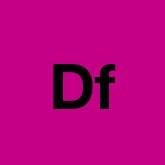 Df - Parfum super concentrat Fresh Cotton cu aroma florala 1 ltr 1