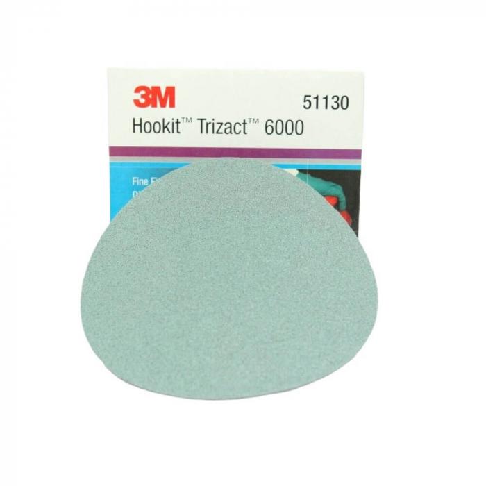 3M.51130_3M_Disc-abraziv-Trizact_Fine_Finishing_Disc_150mm_P6000 0