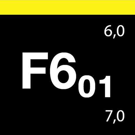 F6.01 - Fine Cut, polish mediu, 1 ltr 1