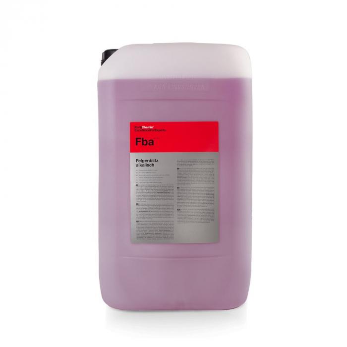 Fba - Felgenblitz Alkalisch, solutie curatare jante alcalina concentrata, 33 kg [0]