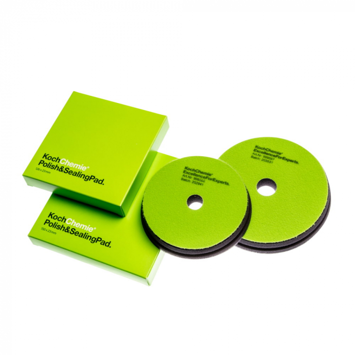 999586_Koch_Chemie_Polish_and_Sealing_Pad_burete_aplicare_protectii_126x23mm_verde 0