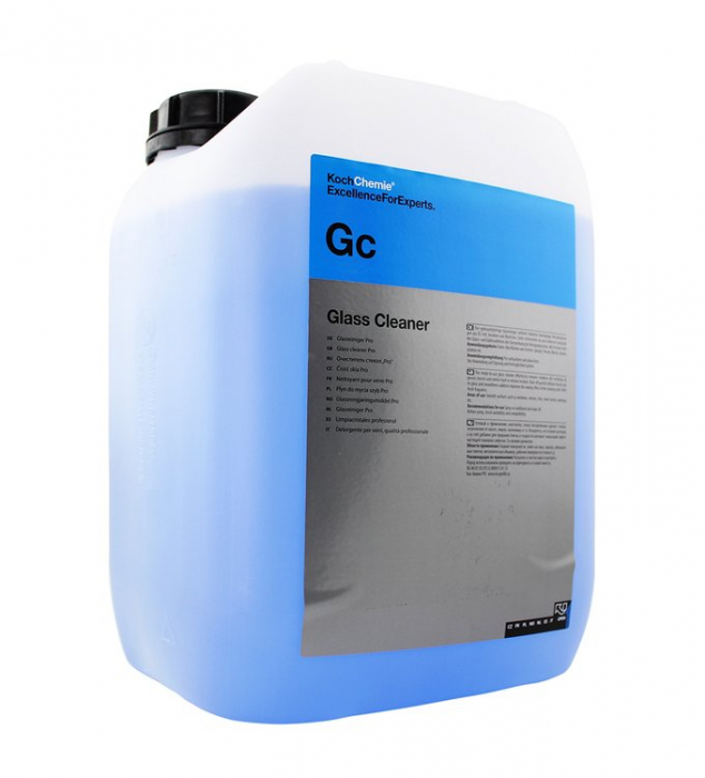 Gc - Glass Cleaner Pro, solutie curatare sticla 10 ltr 0
