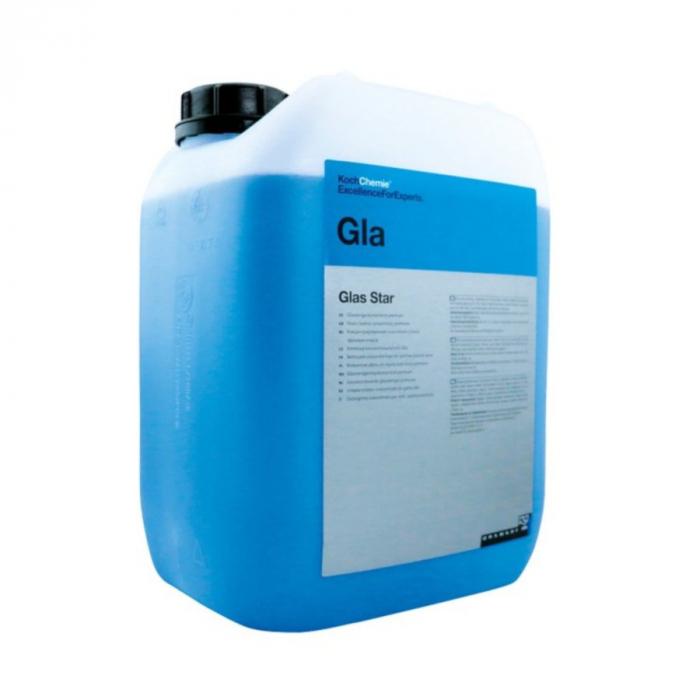 Gla - Glas Star, solutie curatare sticla, concentrata, 33 ltr [0]