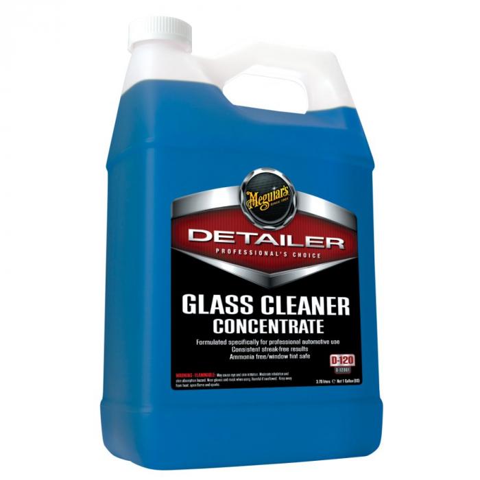 Glass Cleaner Concentrate, solutie curatare sticla, concentrata, 3,78 ltr [0]