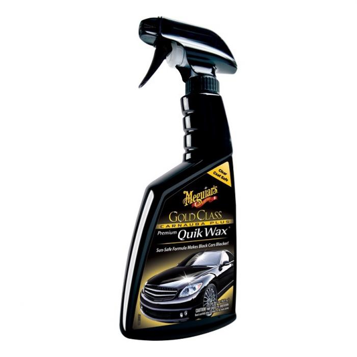 Gold Class Premium Quick Wax, ceară lichidă cu carnauba, 473 ml [0]