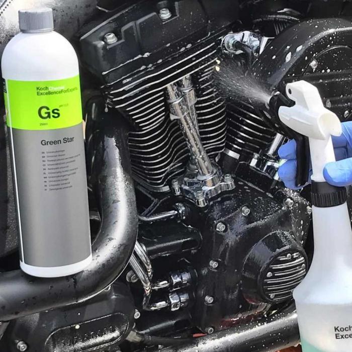 Gs - Green Star, soluție curățare universală alcalină, 1 ltr [1]