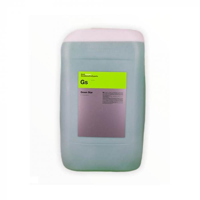 Gs - Green Star, soluție curățare universală alcalină, 35 kg [0]