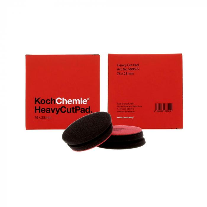Heavy Cut Pad, burete polish abraziv roșu, 76x23 mm [0]