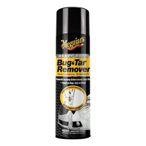 Heavy Duty Bug and Tar Remover, spuma curatare insecte si bitum,  425 gr 0