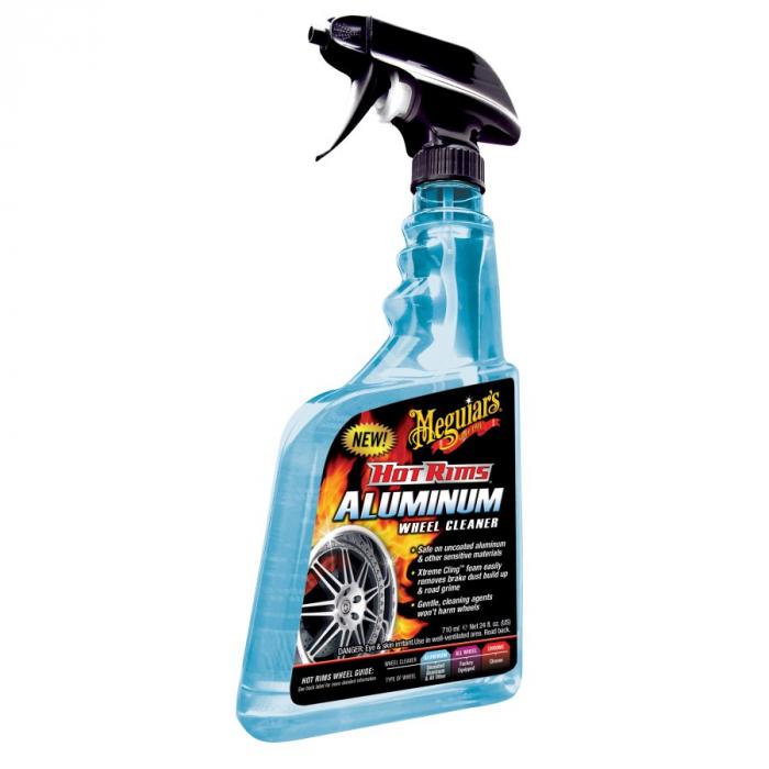 Hot Rims Aluminum Wheel Cleaner, solutie curatare jante aluminiu, 680 ml [0]