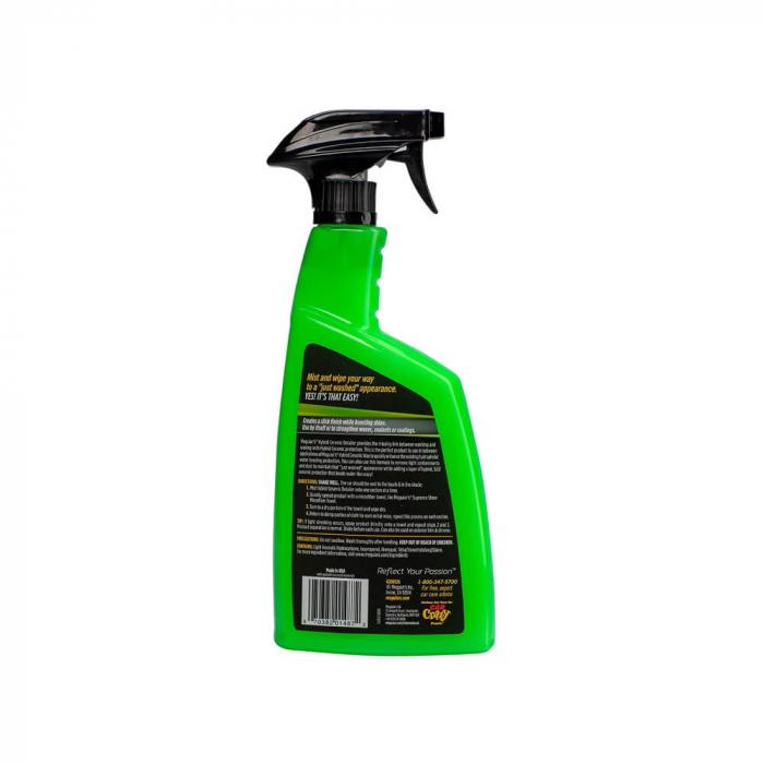 Hybrid Ceramic Detailer, soluție detailing rapid, 768 ml [4]