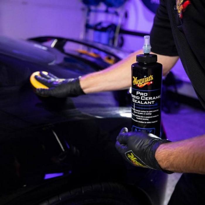 Hybrid Ceramic Sealant, sealant auto ceramic cu SiO2, 473 ml [3]