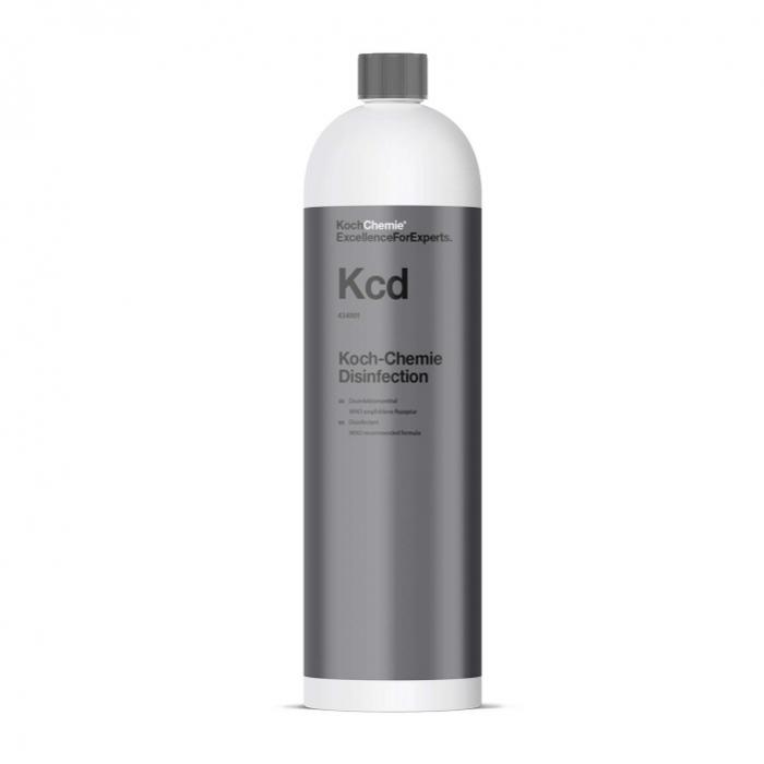 KCD - Koch-Chemie Disinfection, igienizant piele si suprafete, formula recomandata de OMS, 1 ltr 0