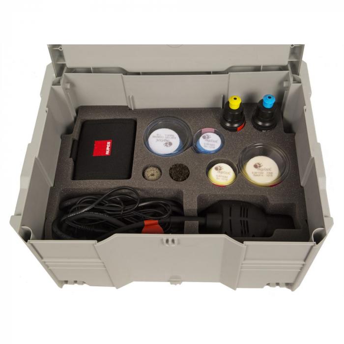 Kit Deluxe Ibrid Nano gat lung in valiza de plastic 1