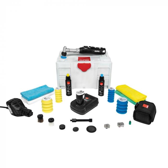 Kit Deluxe Ibrid Nano gat lung in valiza de plastic 0