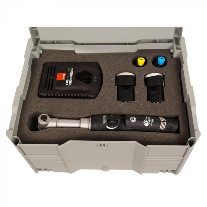 Kit Deluxe Ibrid Nano gat lung in valiza de plastic 2