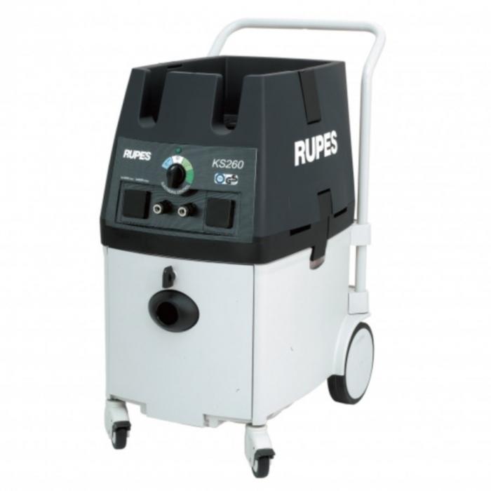 KS260EPN, aspirator electric si pneumatic, 2x1000 W, capacitate 65 ltr 0