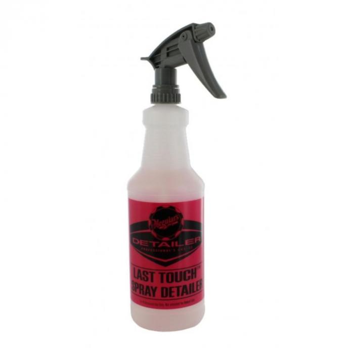 Last Touch Spray Detailer empty bottle, recipient plastic 946 ml 0
