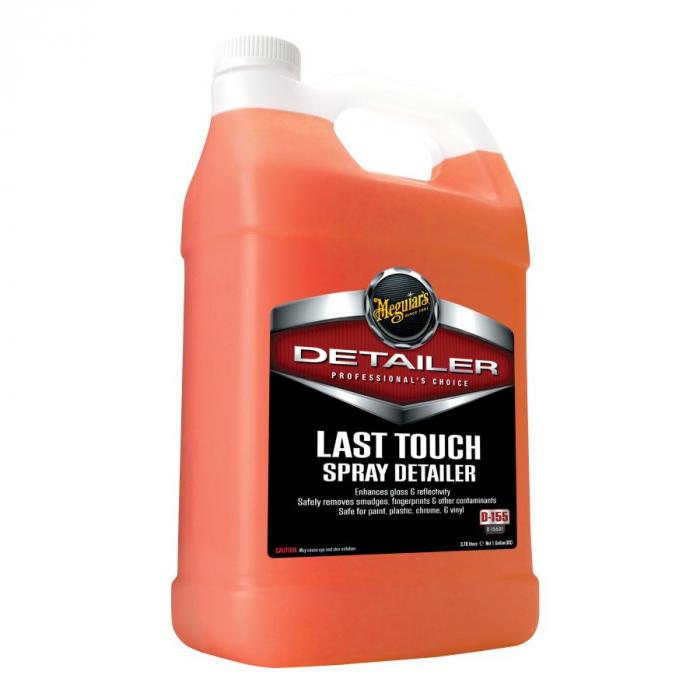 Last Touch Spray Detailer, solutie detailing rapid, 3,78 ltr [0]