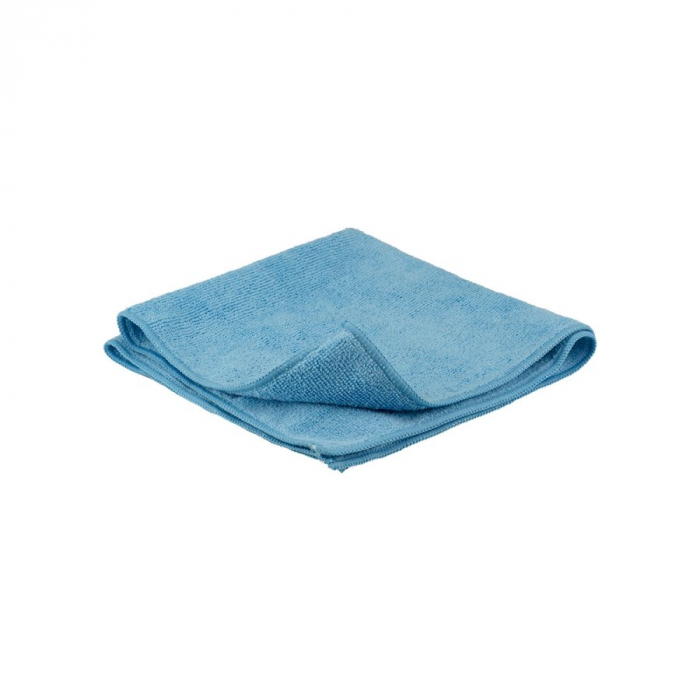 Lavetă microfibră albastră 38 x 30 cm. [0]