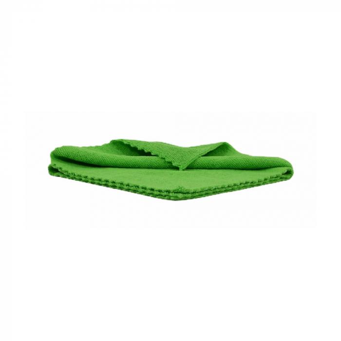 C151.001_Paint_Experts_Laveta_microfibra_verde_dual_pile_fara_margini_250GSM_40x40cm [0]