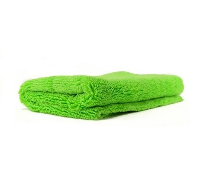 Laveta microfibra universala verde, 40x40 cm [0]