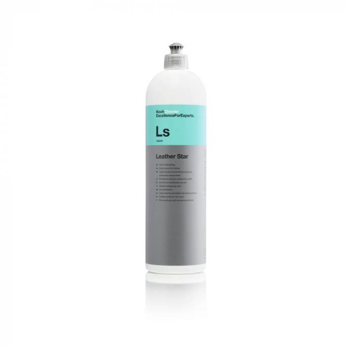 238001_Koch_Chemie_Ls_Leather_Star_Solutie_hidratare_piele_si_vinilin_1ltr 0