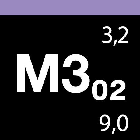 M3.02 - Micro Cut, polish finish, 1 ltr 1