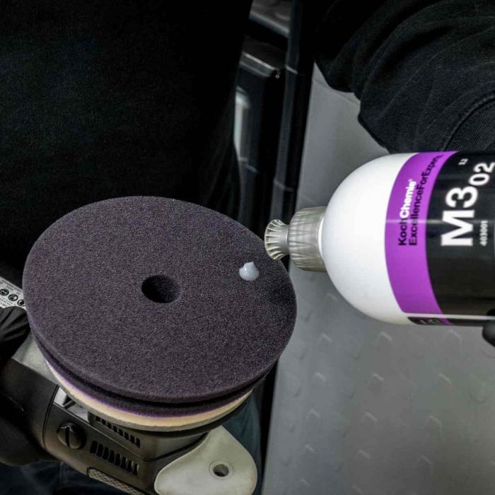999585_Koch_Chemie_Micro_Cut_Pad_burete_polish_finish_mov_150x23mm 1