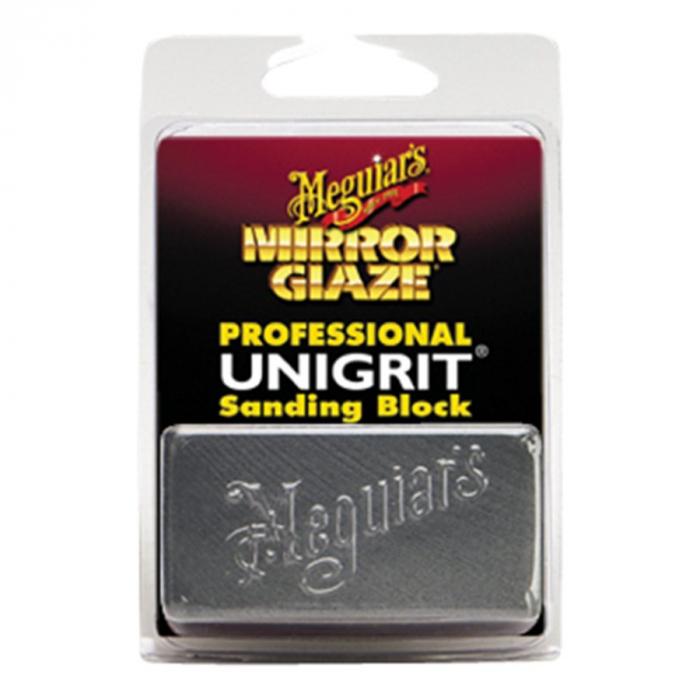 Mirror Glaze Professional Unigrit Sanding Block, bloc abraziv P 2000 0