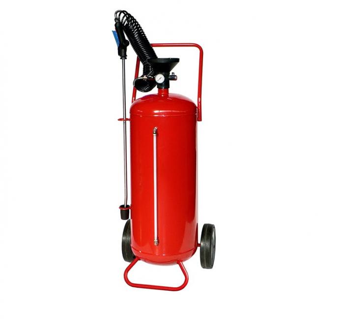 Nebulizator metalic vopsit, capacitate  50 ltr 0