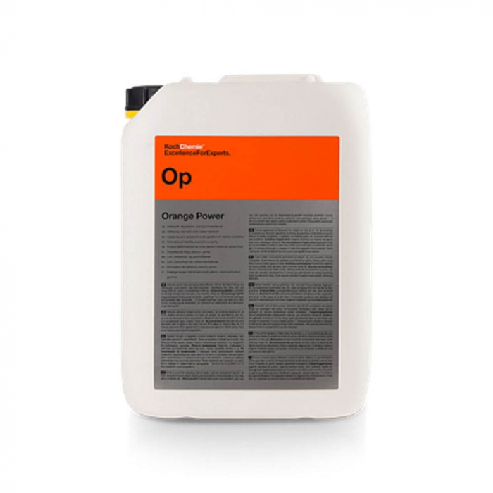 192010_Koch_Chemie_Op_Orange_power_Solutie_curatare_adeziv_rasini_si_cauciuc_10ltr 0