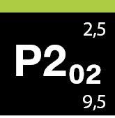 P2.02 - Micro Cut and Finish, polish finish cu ceara carnauba, 1 ltr 1