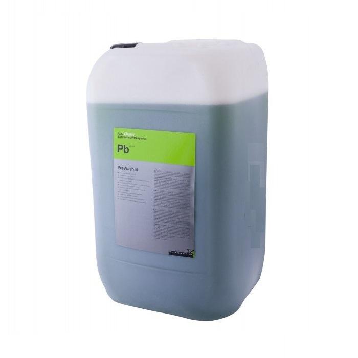 Pb - PreWash B, solutie curatare auto alcalina concentrata, 33 kg 0