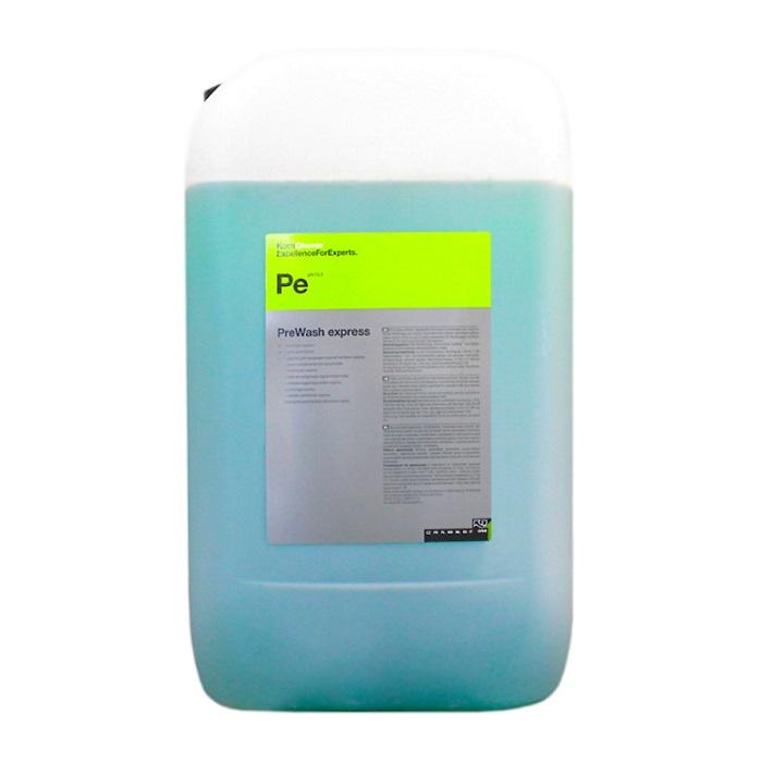 Pe - Prewash Express, solutie curatare alcalina concentrata,  33 kg [0]
