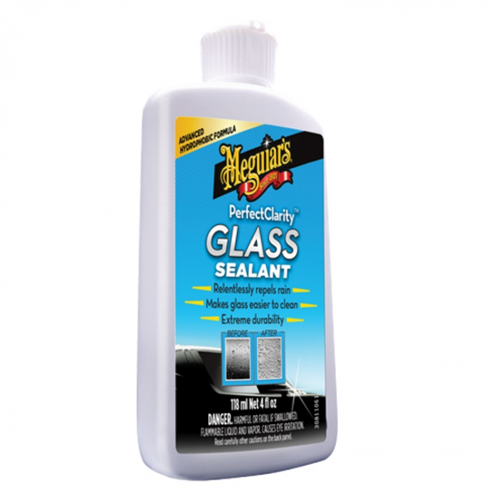 Perfect Clarity Glass Sealant, tratament hidrofob parbriz si sticla, 118 ml 1