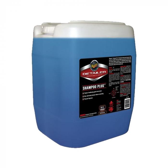 Shampoo Plus, sampon auto, 18,9 ltr [0]