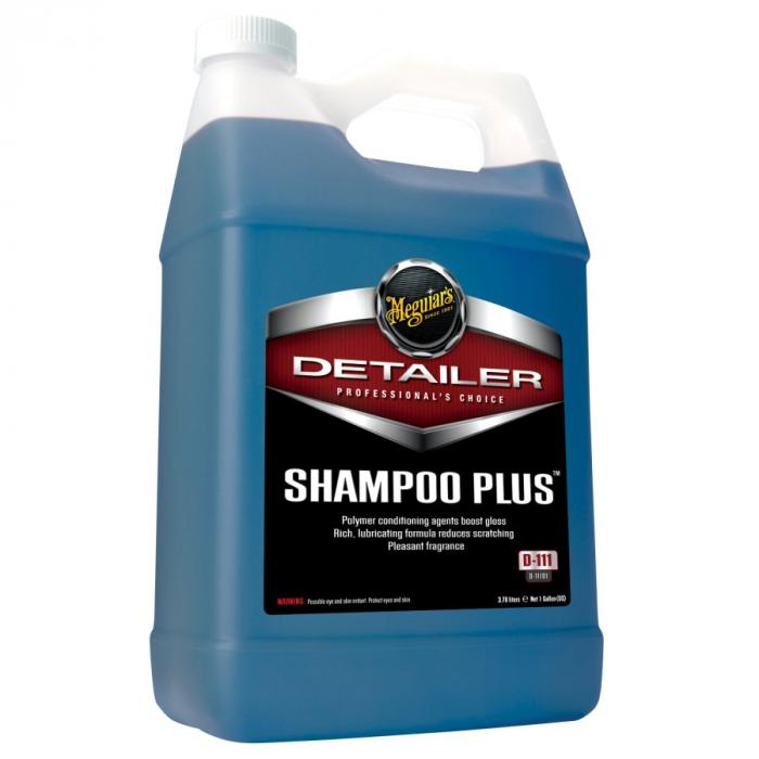 Shampoo Plus, sampon auto, 3,78 ltr [0]